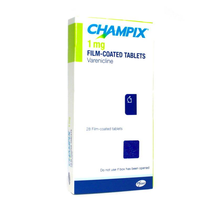 Champix dna test results